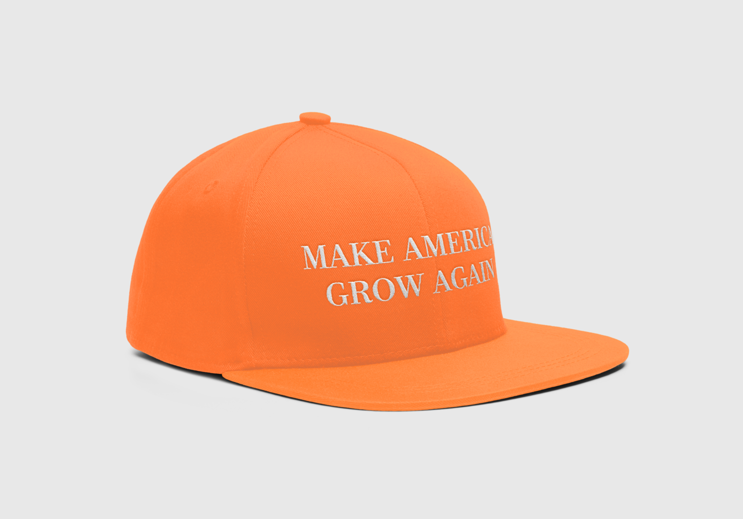 """Make America Grow Again"" Snapback"
