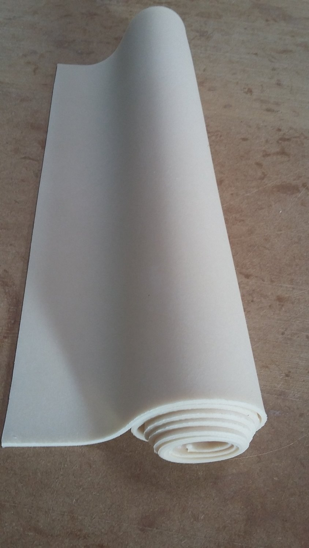 Large uncut Reelskin Sheet    1.2m x 42cm
