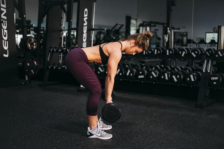 8 Week Overall Strength Program