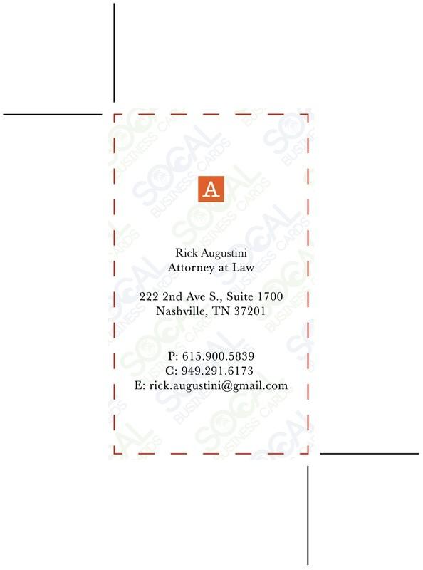 Custom Order - Rick Augustini