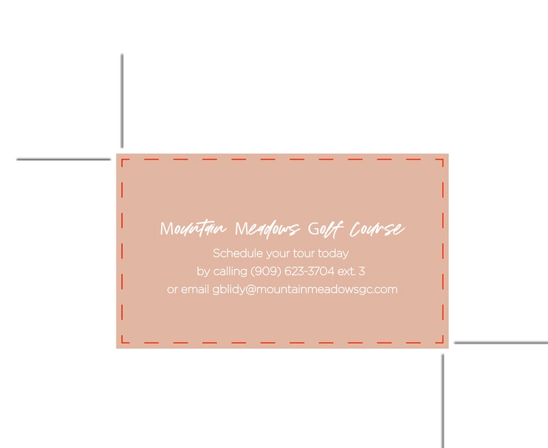 Custom Order - Mountain Meadows