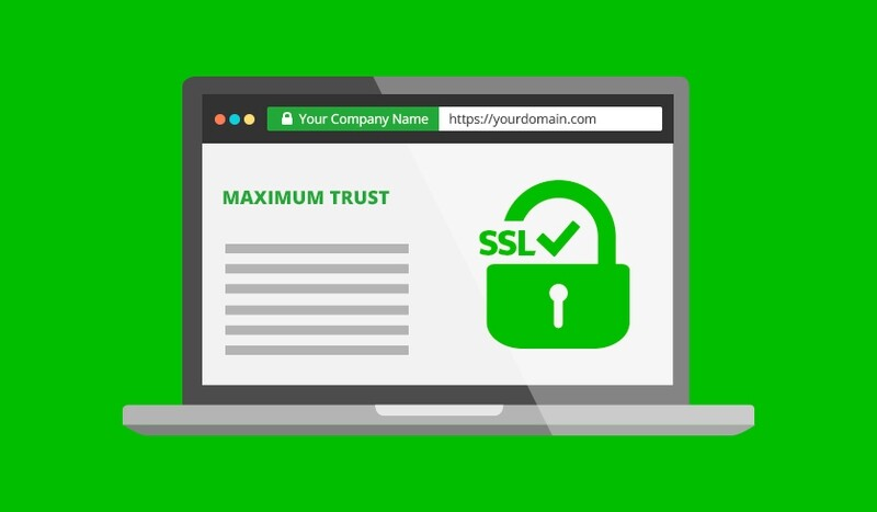 SSL Certificate (Yearly)