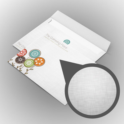 Envelope - 70# Linen - No Window