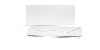 Envelope - 70# Uncoated - Blank - No Window
