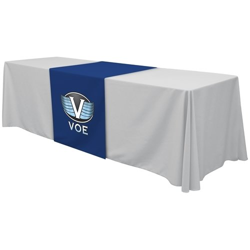 9oz - Premium Polyester - Table Throw (3 & 4 Sided)