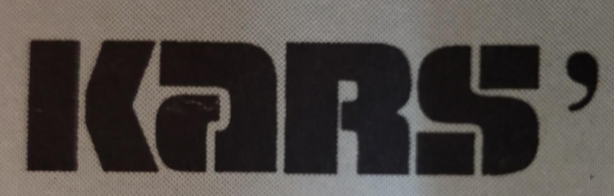 Custom Order - Kars Logo