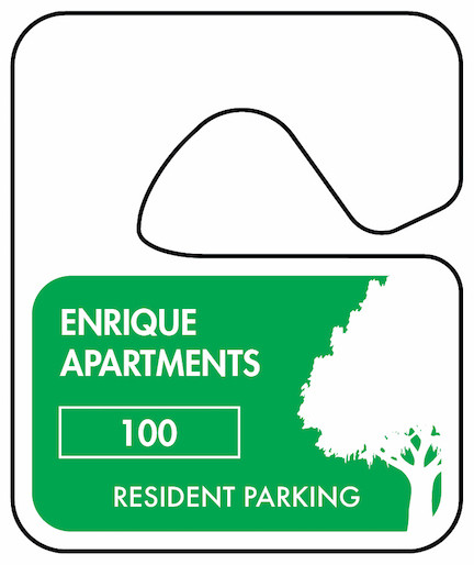 Custom Order - Enrique Apartments