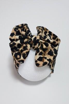 Cheetah Headwrap