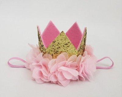 Large Princess Crown Headbands