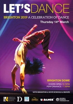 LETS DANCE THURSDAY 14th MARCH 2019 DVD (SD)