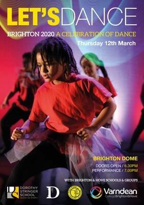 LETS DANCE THURSDAY 12th MARCH 2020 DVD (SD)