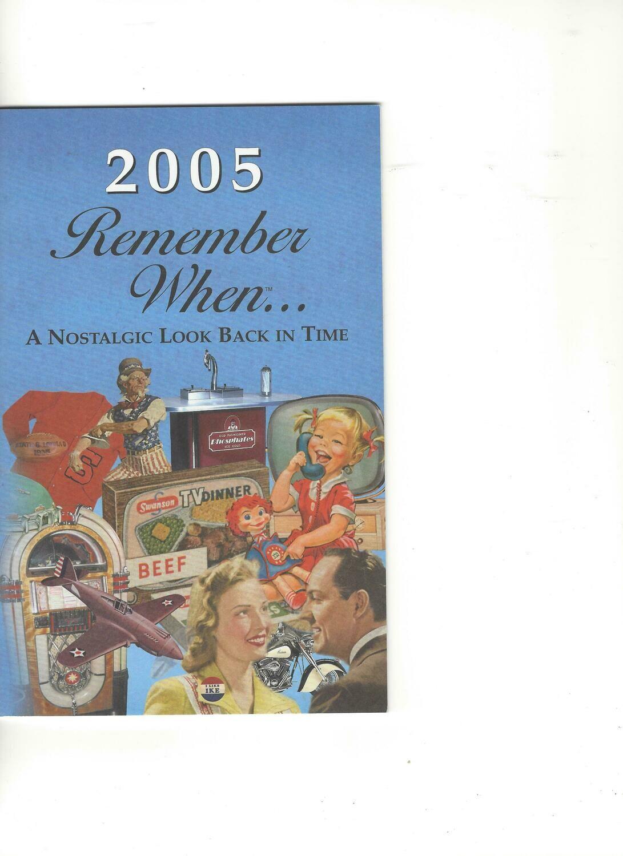 2005 NEW!!!