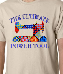 Lt Sand Ultimate Power Tool Tee-shirt LARGE