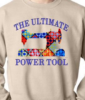 Sand Ultimate Power Tool Sweatshirt SMALL