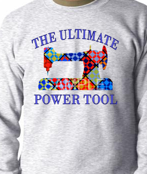 Ash Ultimate Power Tool Sweatshirt, SMALL