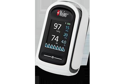 MightySat Rx Fingertip Pulse Oximeter 00115