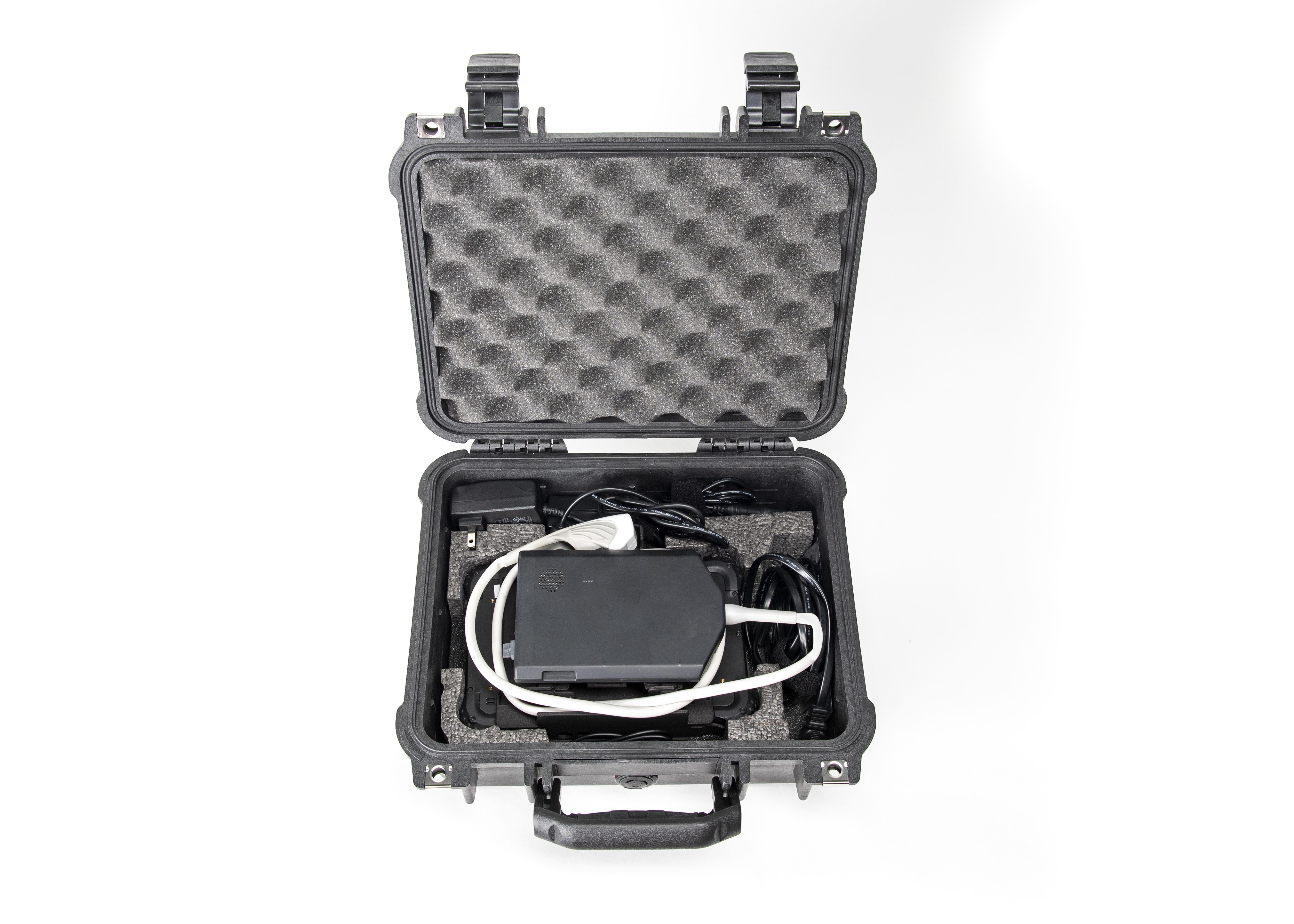 SonicEye Dual-Array Ultrasound System
