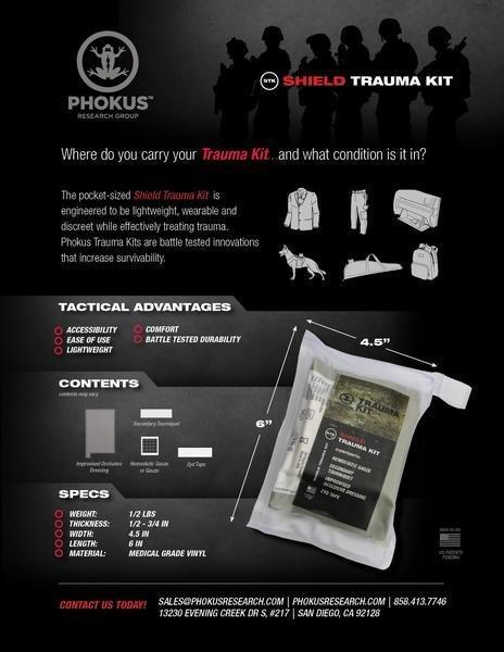 Shield Trauma Kit