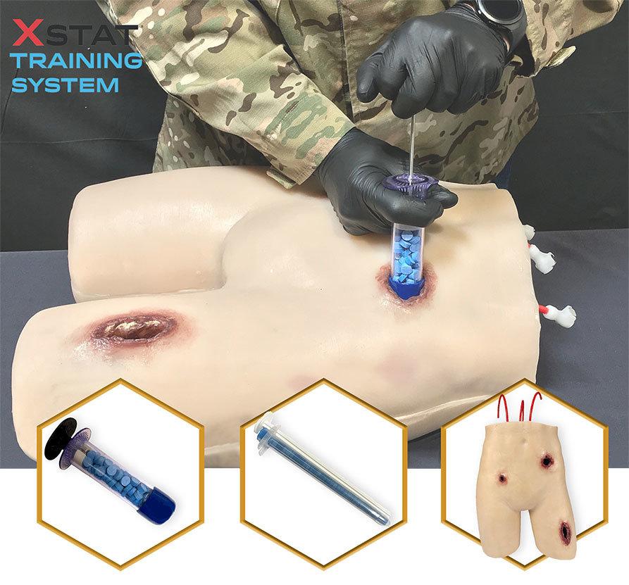 XSTAT® Training Systems 00071