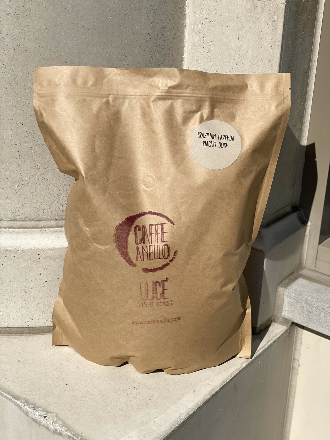 5 pounds fresh roasted coffee