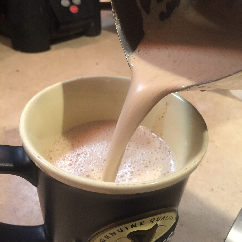 Dirty Chai Latte