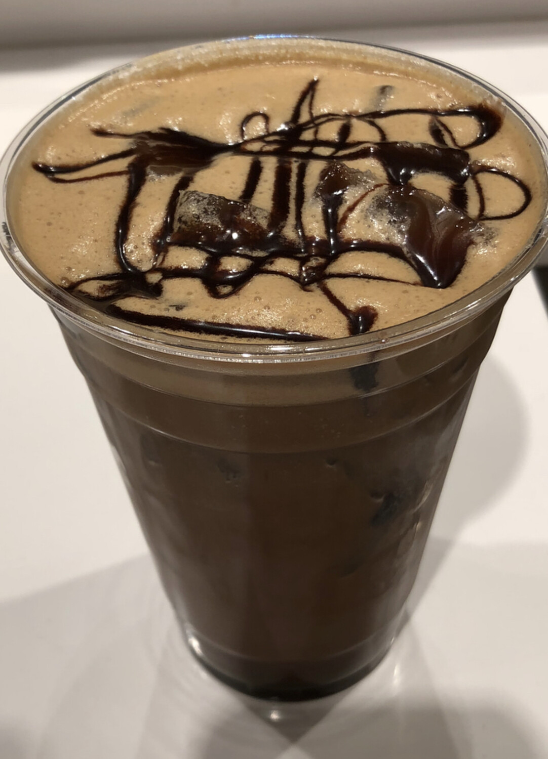 Iced Specialty Latte
