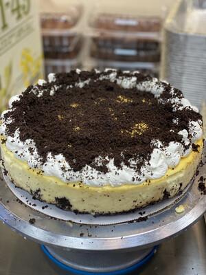 Banana Oreo Cheesecake By the slice