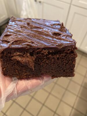 Regular Fudge Brownie