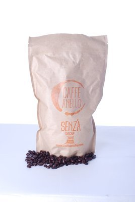 Colombian Decaf W/ Anello Feeds First Mask