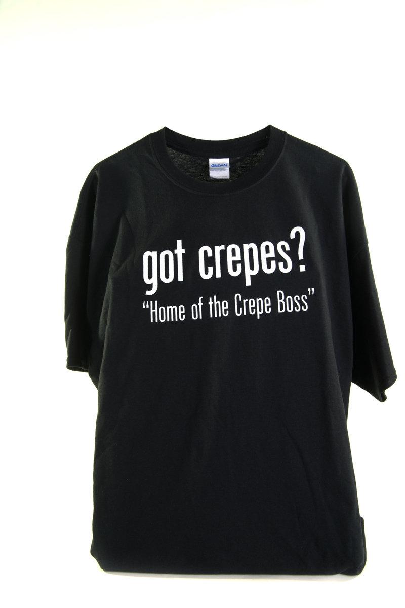 """Got Crepes"" T-shirt"""