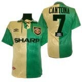 1992 -1994 Manchester United Home Retro Cantona #7 (Replica)