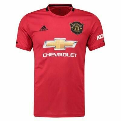 Adidas Manchester United Home Jersey Shirt 19/20