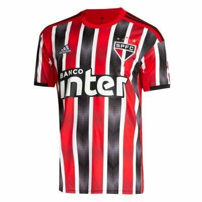 Adidas Official Sao Paulo FC Official Away Soccer Jersey Shirt 19/20