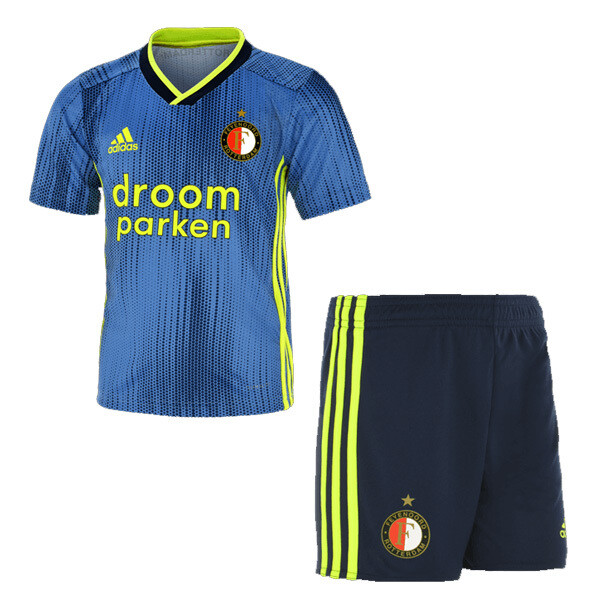 Adidas Feyenoord  Official Home Soccer Jersey Kids Kit 19/20