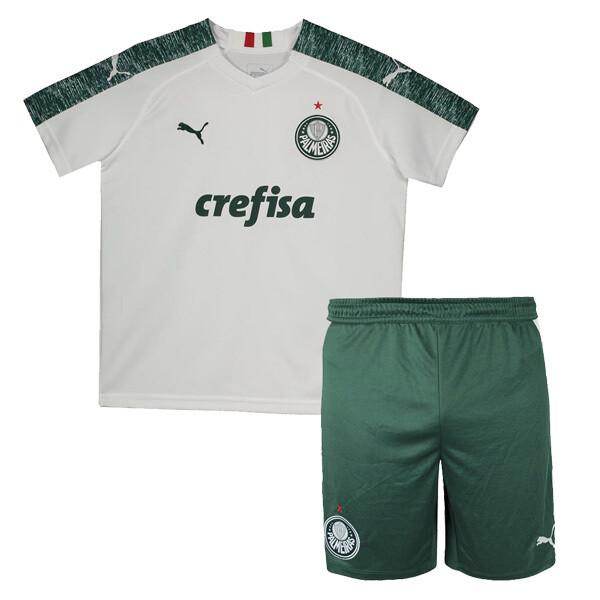 Puma Palmerias Official Away Soccer Jersey Kids Full Kit 19/20