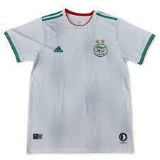 Adidas Algeria Official Home Jersey 19/20 (Two Star Edition)
