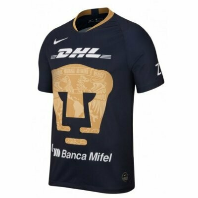 Nike Pumas Third Away Soccer Jersey Shirt 19/20