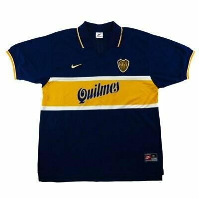 1997 Boca Juniors Retro Jersey Shirt (Replica)