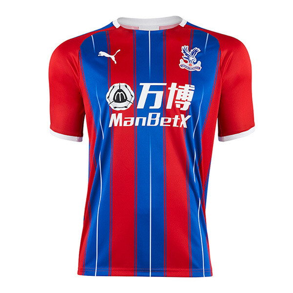 Puma Crystal Palace Official Home Jersey Shirt 19/20