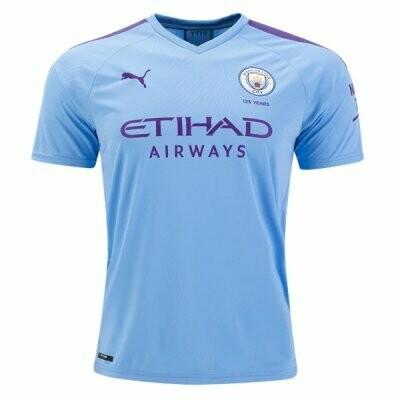 Puma Manchester City Official Home Jersey Shirt 19/20