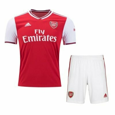 Adidas Arsenal Official Home Soccer Jersey Adult Uniform Kit 19/20