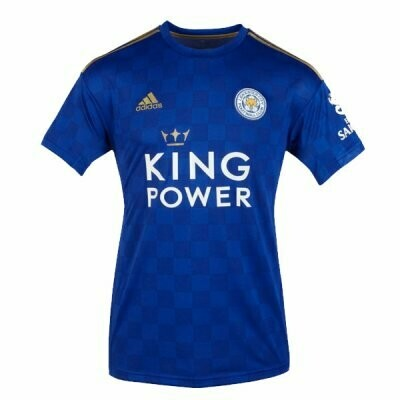 Adidas Leicester City Home Jersey Shirt 19/20