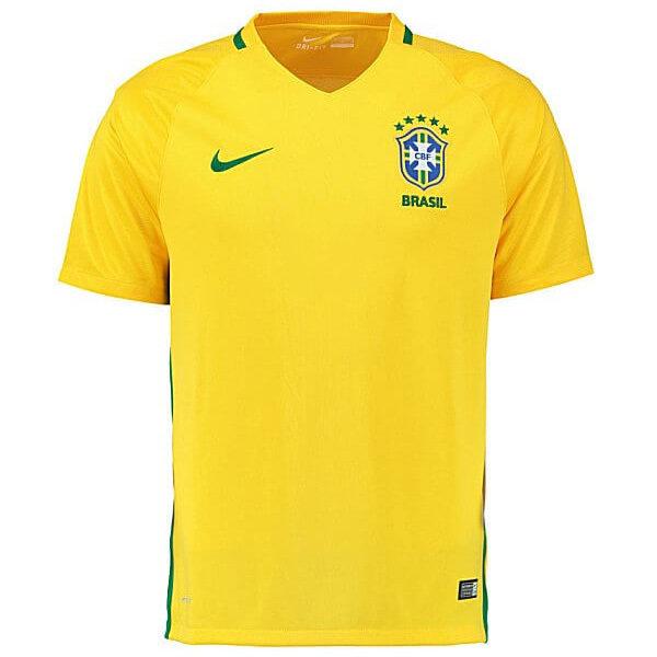 Nike Brazil Official Home Jersey Shirt 2018