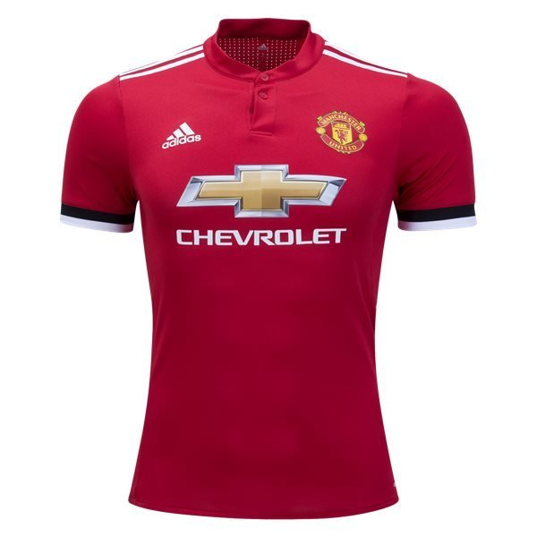 Adidas Manchester United Official Home Jersey Shirt 18/19