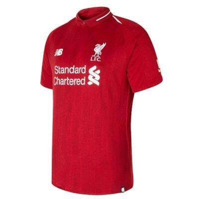 New Balance  Liverpool Official Home Jersey Shirt 18/19