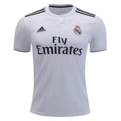 Adidas Real Madrid Home Jersey Shirt 18/19