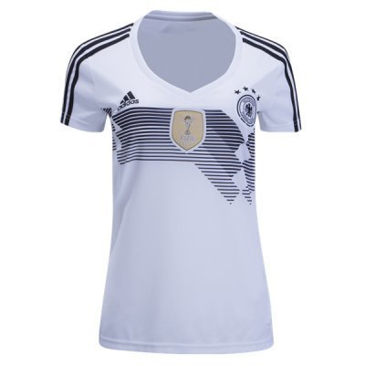 Adidas Germany Official Women's Home Jersey Shirt 2018