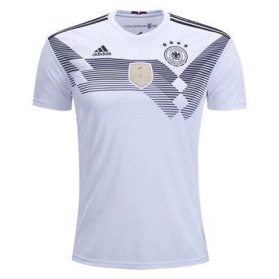 Adidas Germany Official Home Jersey Shirt 2018