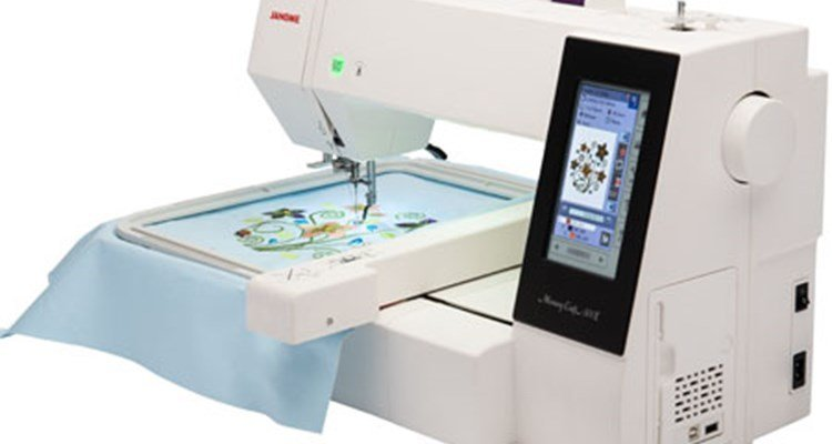 Janome Embroidery Class
