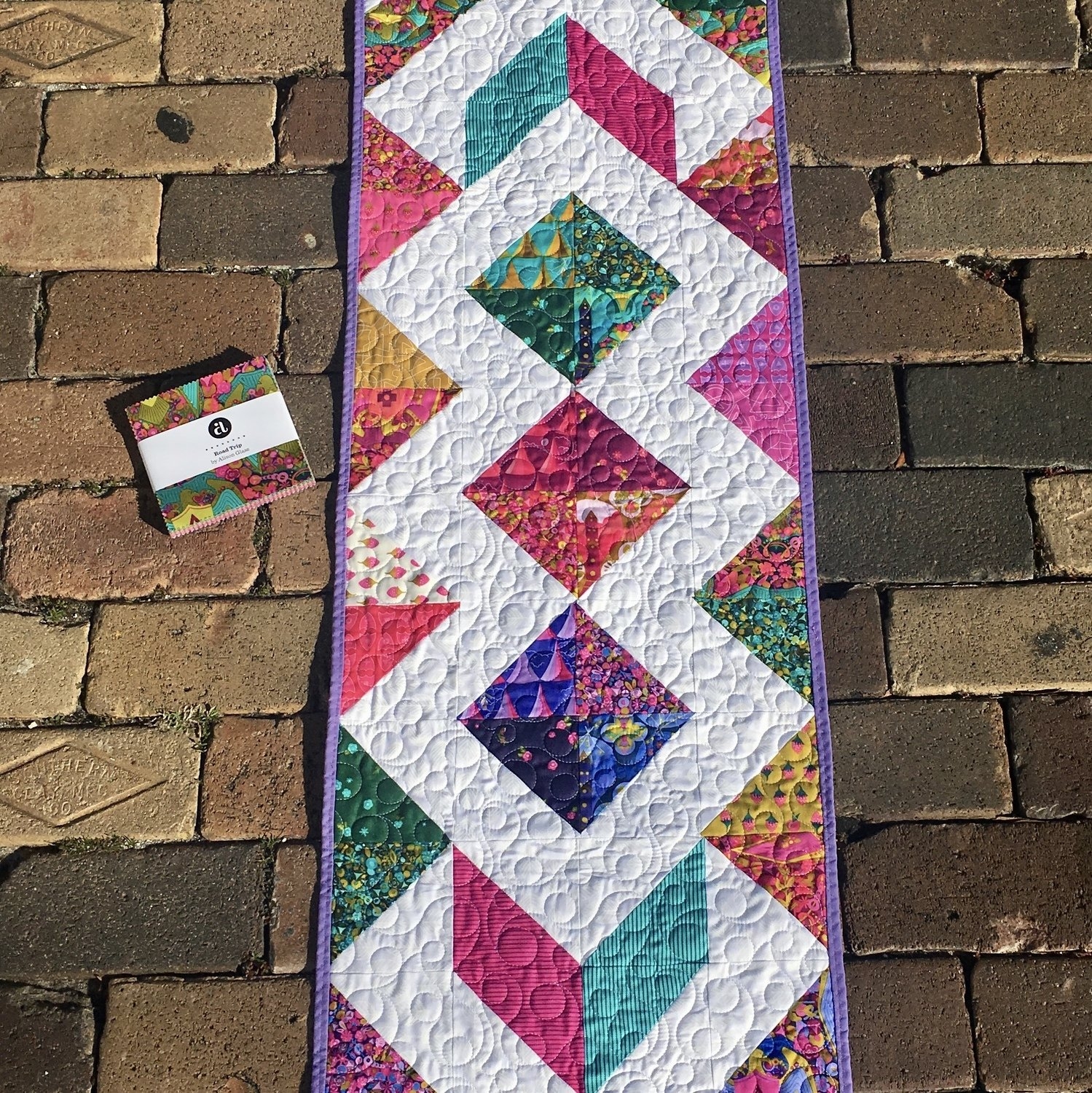 Beginning Quilting Class - Fun with Half Square Triangles!
